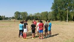 16/08/2016 Reprise des U14/15/16 à Thévenot - VIERZON FOOTBALL CLUB