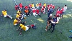 Reprise de la Saison 18/19 à Brouhot pour 22 éléments du groupe N3 - VIERZON FOOTBALL CLUB