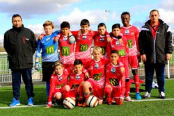 U13 1 Sa19/11/2016 BFoot1-VFC1 (1-1) - VIERZON FOOTBALL CLUB