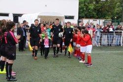 Match de la montée en ligne 2 du stade Brestois féminine à Bohars - VGABohars Féminines