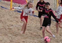 Tournoi de Beach Soccer U11F VGA Bohars à Cléder (09/06/2018) - VGABohars Féminines