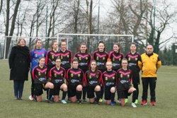 """Match """"Coupe de Bretagne"""" des U17F VGA Bohars contre le Stade Brestois (13/01/2018) au SB29 - VGABohars Féminines"""