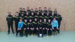 U15 SAISON 2014-2015 - Yerville Football Club