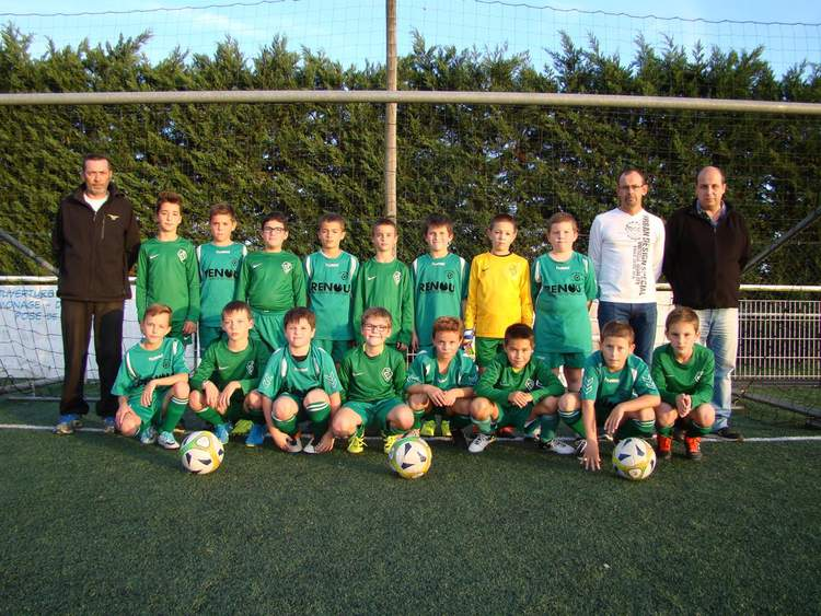 Ajax Daumeray U10/U11