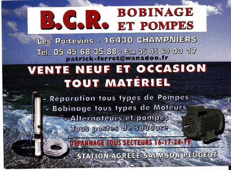 B.C.R