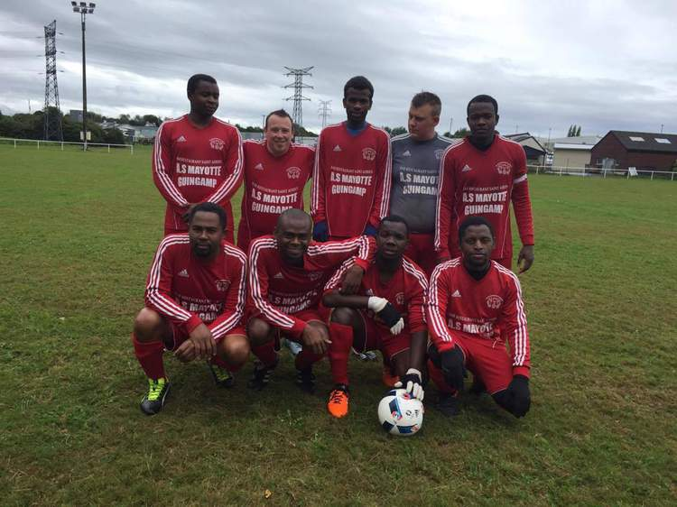 As Mayotte Guingamp 2