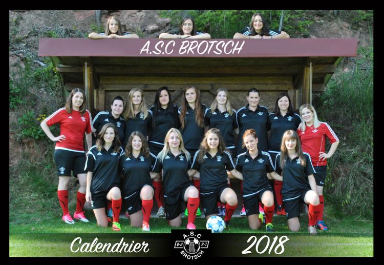 Séniors Féminines à 8 ASC BROTSCH