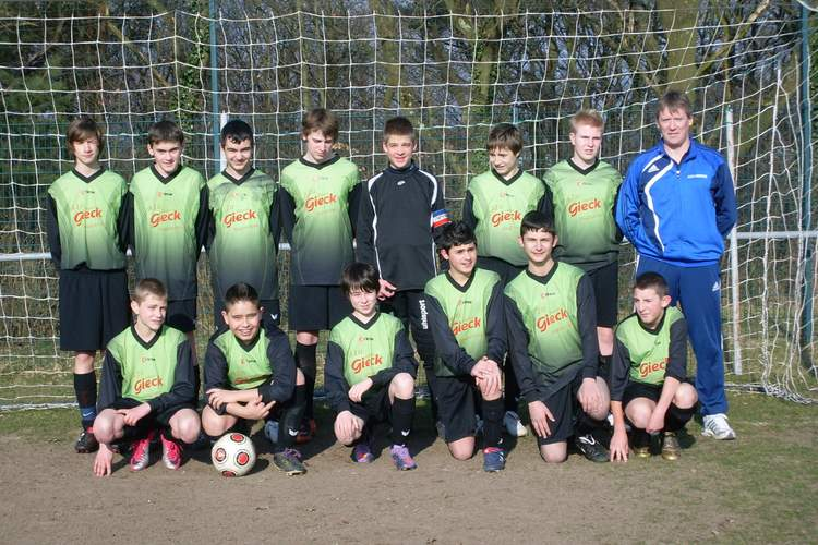U 15 équipe 2