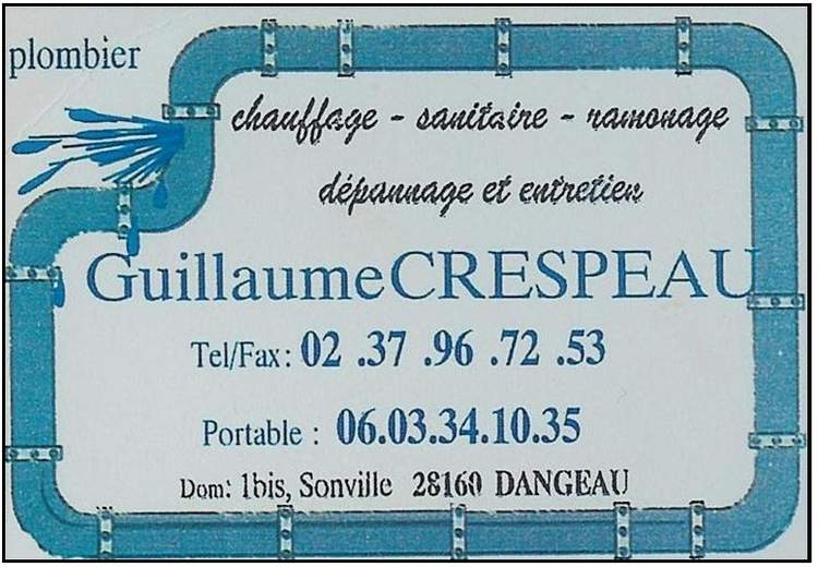 CRESPEAU Guillaume