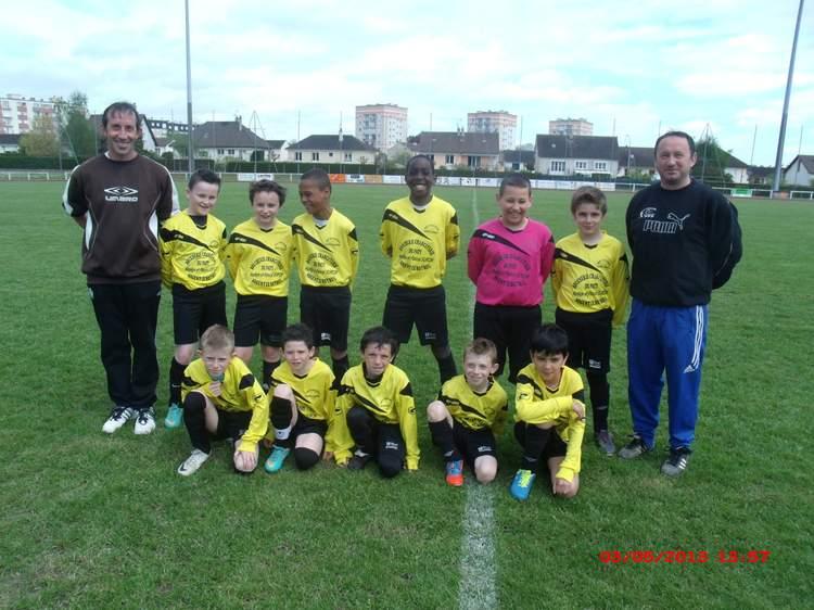 U11 équipe 1
