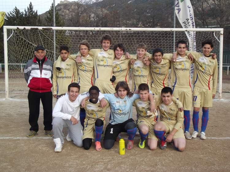Briançon U16