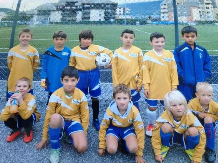 Equipe U8-U9
