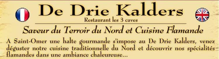 DE DRIE KALDERS