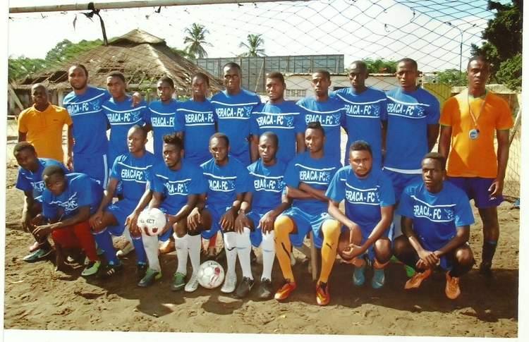 BERACA FOOTBALL CLUB DE TREICHVILLE (Cote D'Ivoire)