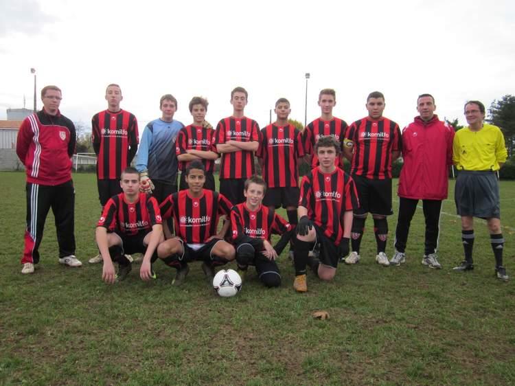 U18 équipe 2