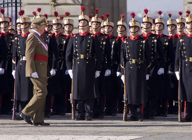 Garde Royale d'Espagne