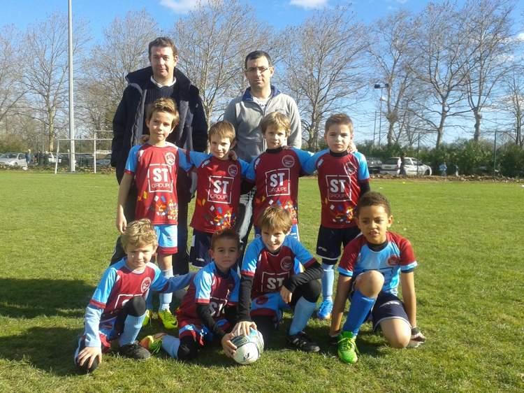 Equipe U08 Boisseron