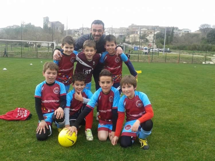 Equipe U09 Boisseron