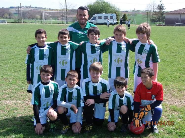 U11 - équipe 1