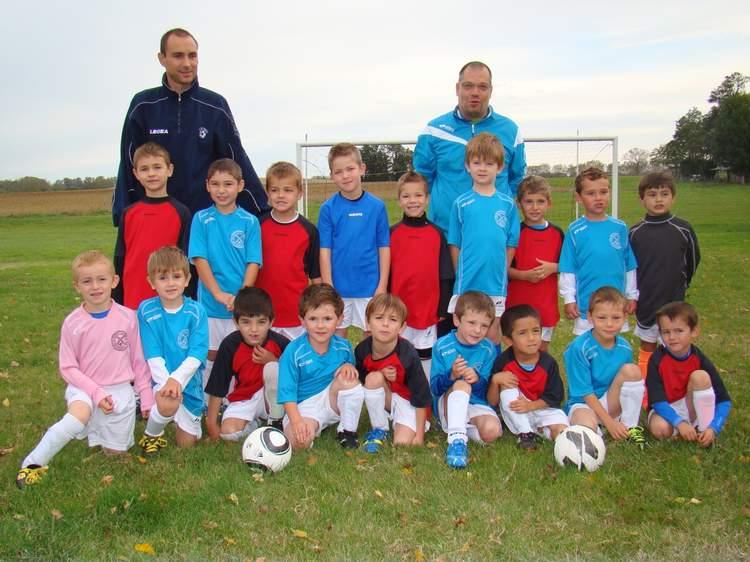 U7 équipe 1