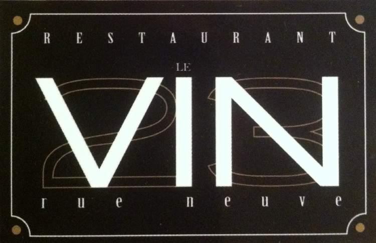 Le Vin Rue Neuve