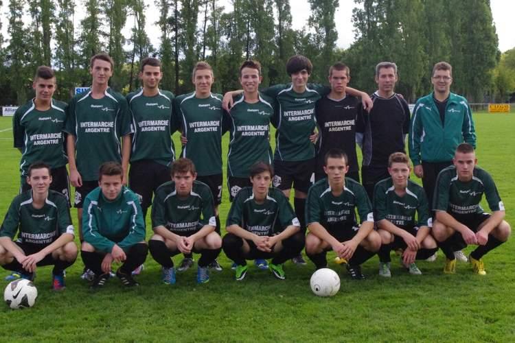 Actualit coupe de bretagne u19 club football a s etrelles football footeo - Coupe de bretagne seniors ...