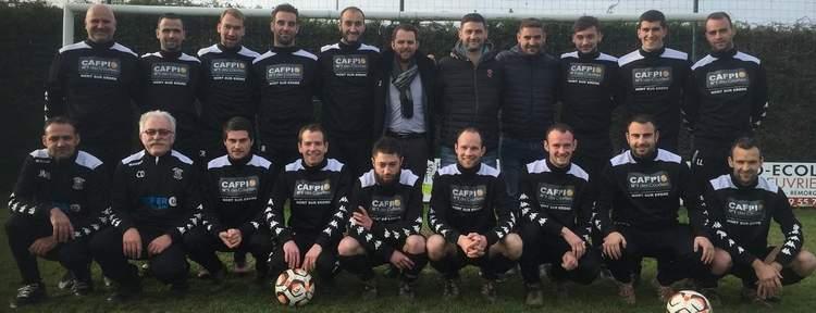 Remise des survêtements - Abbaretz Saffré Football Club
