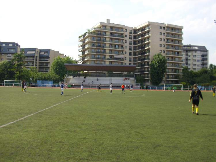 Terrains club football martigua s c l footeo for Peripherique exterieur paris