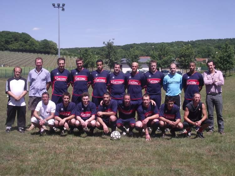 FC Rilly Séniors A