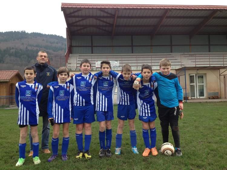 FC LE VAL D'AJOL - U13
