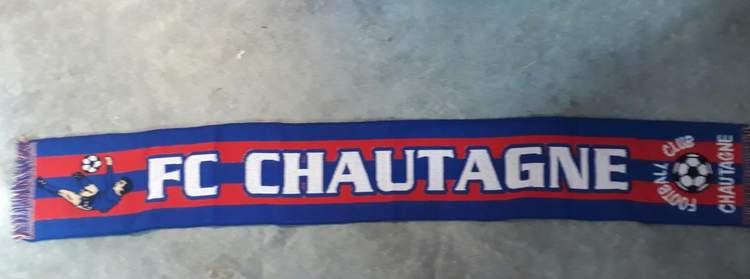 Ne prenez pas froid grâce au FC CHAUTAGNE!!