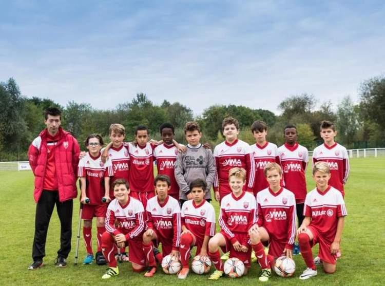 U13 Equipe 1 (Entente Lampertheim/Mundolsheim/Vendenheim)