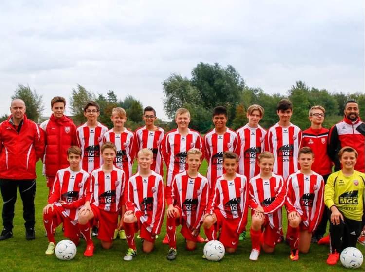 U15 Equipe 2 (Entente Lampertheim/Mundolsheim/Vendenheim)