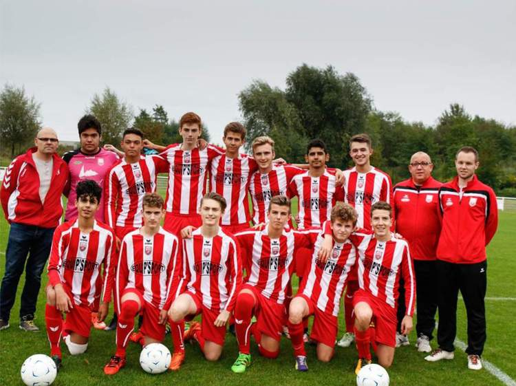 U18 Equipe 1 (Entente Lampertheim/Mundolsheim/Vendenheim)