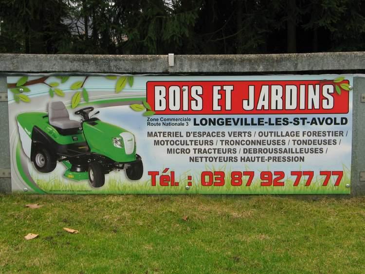 Bois & Jardins