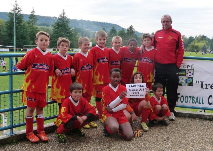 U11 AS LAUGNAC