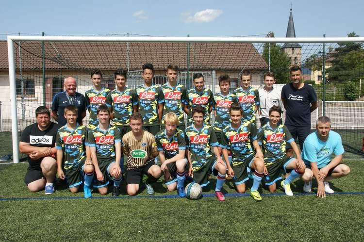 FC Ste-Marguerite U 17