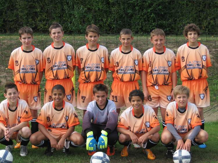 U13 équipe 1