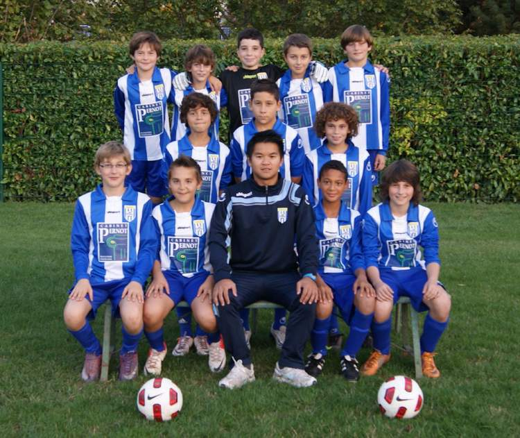 Actualit tournoi mondial futsal u12 club football for Espace famille fontaine les dijon
