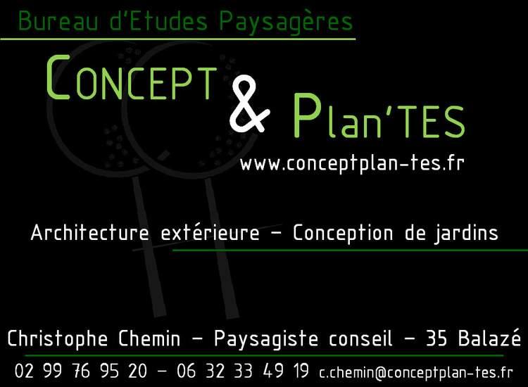 Concept & Plan'tes