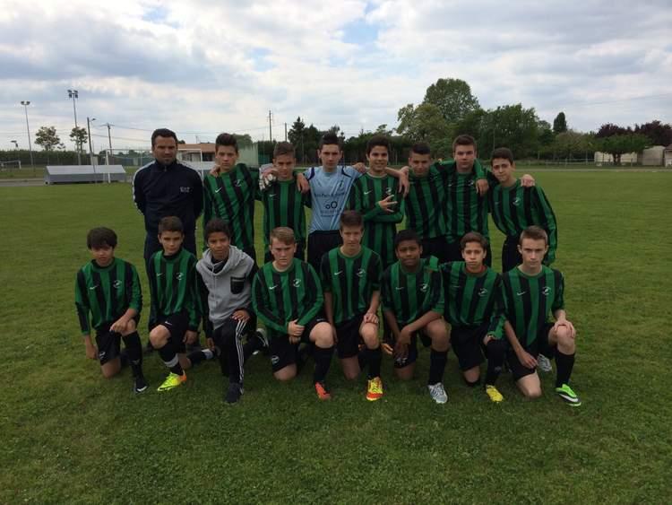 U15 FC Saint-André-de-Cubzac