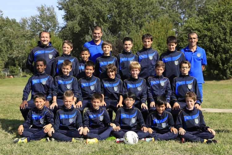 U13-2 (1ère année)
