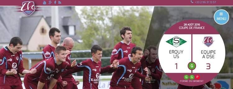 Nouveau site internet du Lamballe FC