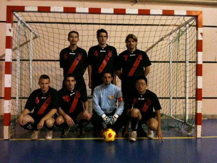 Les Touristes Futsal