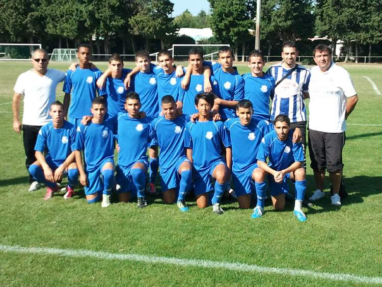 Sporting Club Montfavet U19