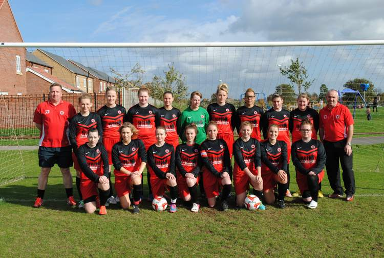Netherton United Ladies FC