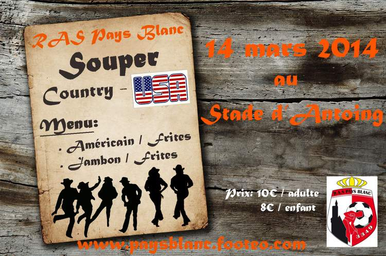 Souper Country - USA