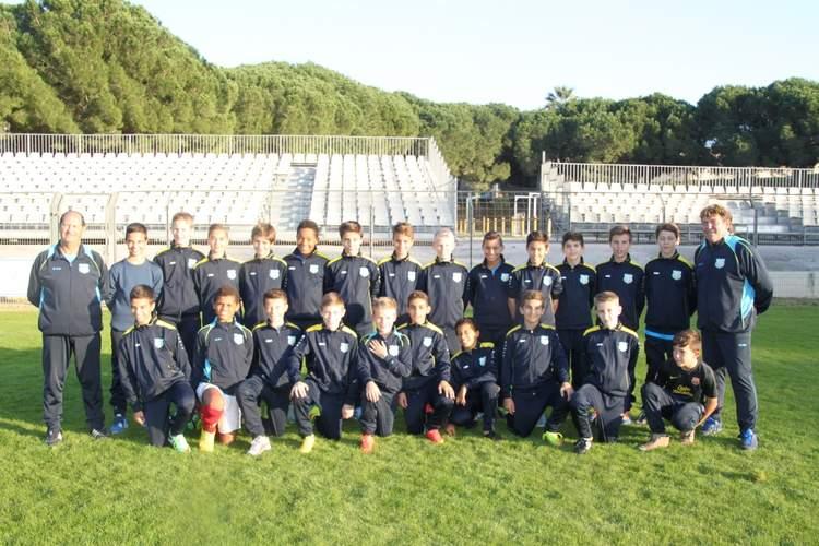 U13 Ligue Niveau 1 Poule B