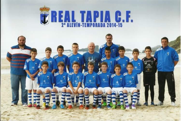Real Tapia Alevín