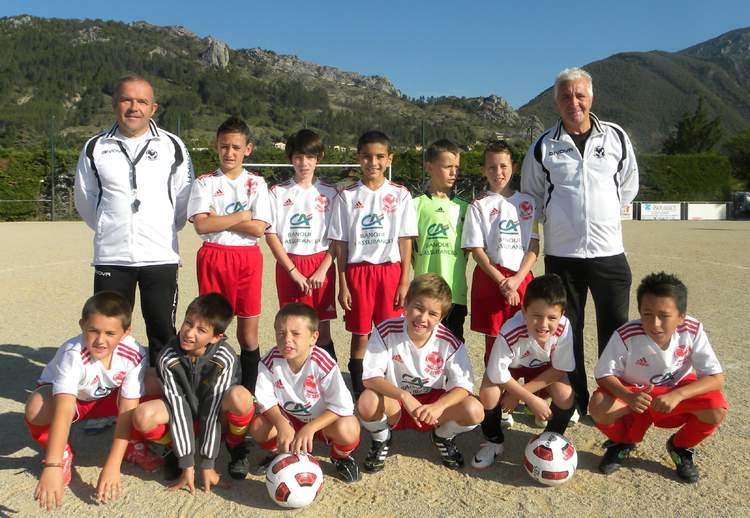 SPORTING CLUB SERROIS U 11
